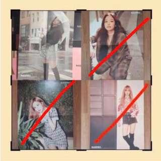 [LF/WTB] BLACKPINK WELCOMING COLLECTION POSTER
