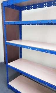 Lovely Storage/ Display Rack (1.8m high x 1.2m x 450mm)