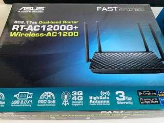 🚚 Asus router RT-AC1200G for sale. Excellent Condition!
