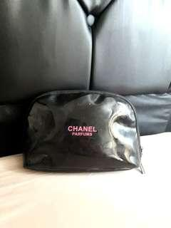 Chanel cosmetic pouch VIP gift