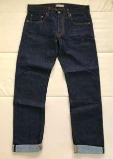 Uniqlo Jeans slim fit 31""