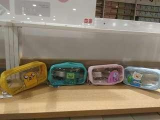 Pouch Miniso Edisi Adventure time