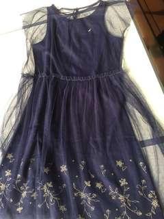 Girls Dress Nautica BNWOT sz XL(16)