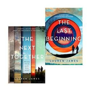 The Next Together & The Last Beginning (The Next Together #1-2) by Lauren James