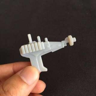 B-9 robot from lost in space gun spare part 3D printed. Vintage trendmaster