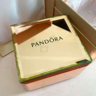 Brand New Pandora Rose Gold Jewellery Box