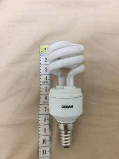 Ikea 省電環保燈泡(白光)