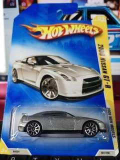 Hot Wheels 2009 New Models 2009 Nissan GT-R
