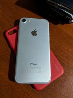IPHONE 7 256GB SILVER (TELCO LOCK)