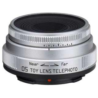 【徵】PENTAX-05 TOY LENS TELE PHOTO 18mm F8
