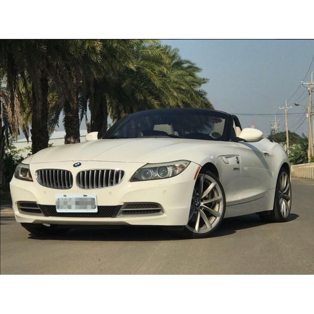 09年 BMW 寶馬 Z4 3.0白