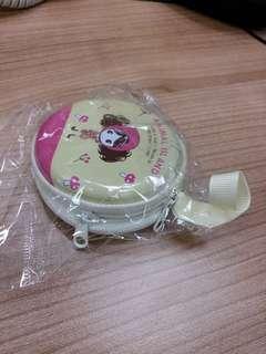 (包郵)耳機線收納盒,散紙包(拉鏈)