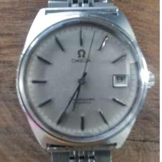 100 % omega automatic seamaster watch w/ orginal bracelet