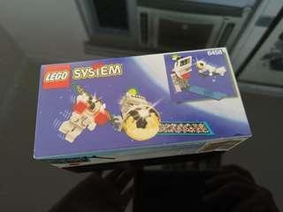 絕版 Lego System 6458 Satellite with Astronaut 衛星與太空人 MISB
