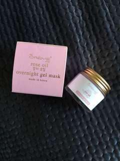 The creme shop rose oil mask