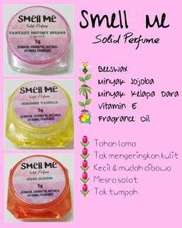 SMELL ME : SOLID PERFUME
