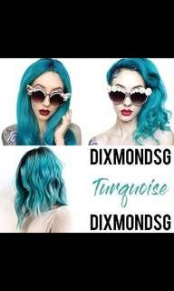 DixmondSG Hair Dye 100ML Turquiose