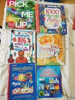 Children's Books 益智兒童書