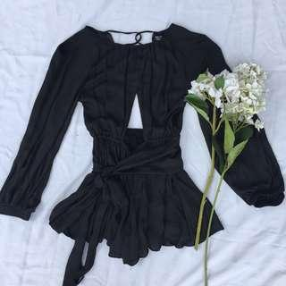 Paper Heart • Playsuit