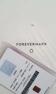 Diamond Forevermark 0.19 carat