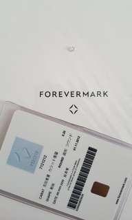 Diamond Forevermark 0.20 carat