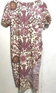 Dress DXF Batik