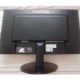 "Viewsonic 27"" LED Monitor - VA2719-sh"