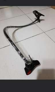 Table cobra mic clip holder