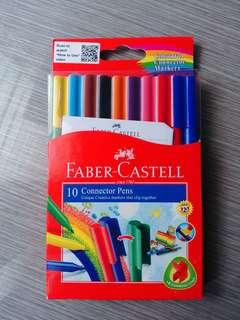 Connector pen faber castle