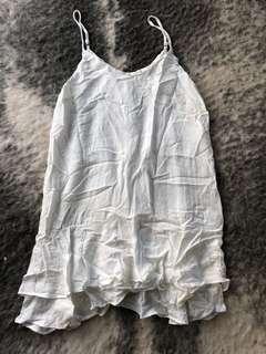 X TEN linen dress