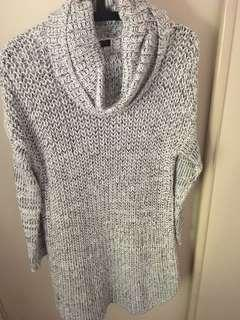Cotton on knit dress