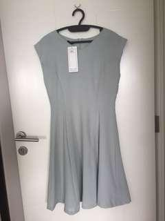 Mint Green Skater Dress Berrybenka
