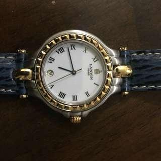 Authentic Lanvin Men's Watch