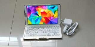 🚚 Samsung Galaxy Tab S + Keyboard