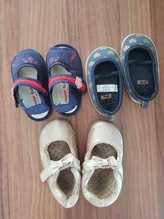 Baby Shoes 6 to 12m