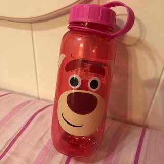 日本迪士尼 勞蘇水樽 Lotso Toy story