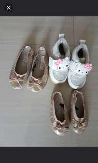 Baby Girl Shoes $5 for all