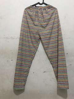 long pants celana santai