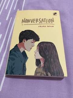 Novel Popular  No 1 Gramedia Nonversation.Best seller juga di wattpad