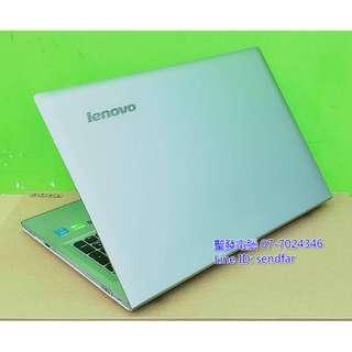 FHD New240SSD LENOVO Z50-70 i5-4210U 8G Independent Video Card DVD 15inch laptop ''sendfar second hand'' 聖發二手筆電