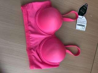 Sharp pink bar top