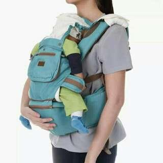 Picolo 5-in-1 Soft Carrier with Hip Seat
