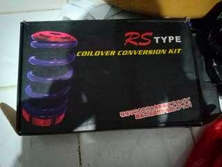 Coilover per settingan
