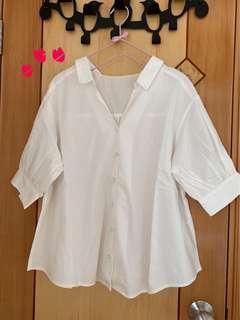 Nice Claup 白色 top