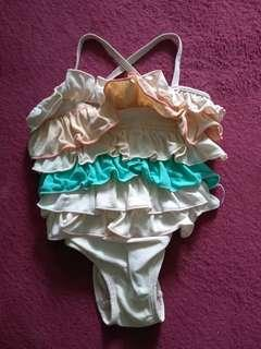 🔥Cotton On Baby Girl Swimsuit🔥