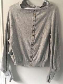 ⚫️Grey Sweater