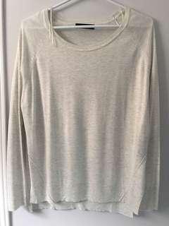 ⚫️Zara Light Weight Sweater XL