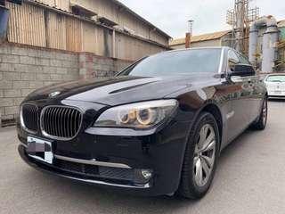 730LD BMW 2011年 柴油 總代理 少跑美車 超大加長大空間
