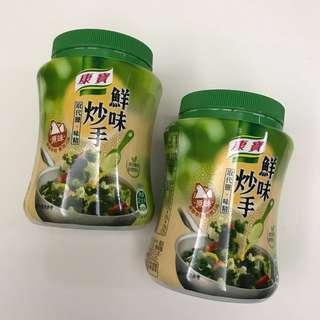 🚚 🔵康寶鮮味炒手/調味料