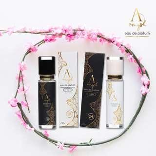🌹 Amysh Perfume EDP 35ML Wangi Sampai Ke Malam 🌹